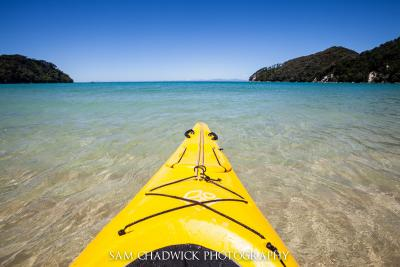 Kayaking in Abel Tasman