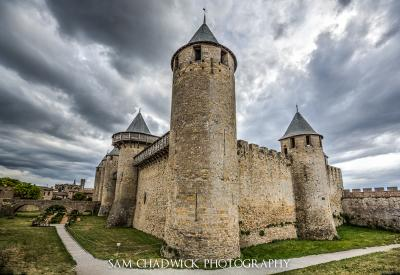 Carcassonne Tower