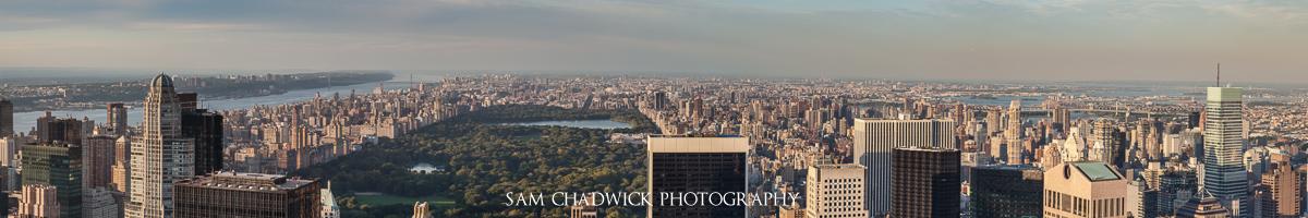 Uptown New York City