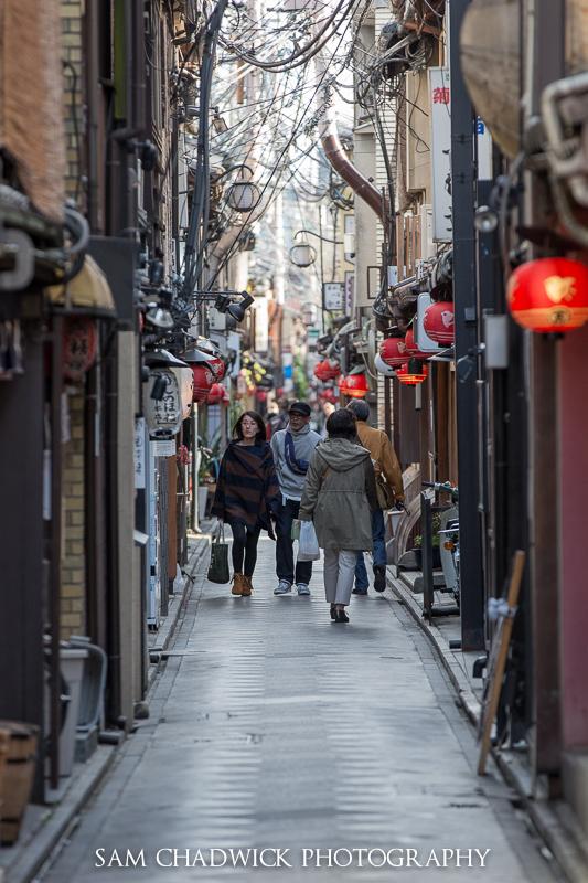 Hashishitacho Streets
