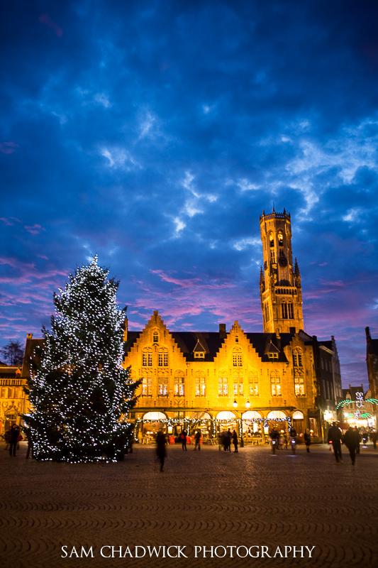 Burg in Bruges