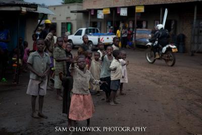 Biking across Africa