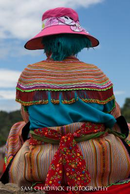 Bac Ha Woman