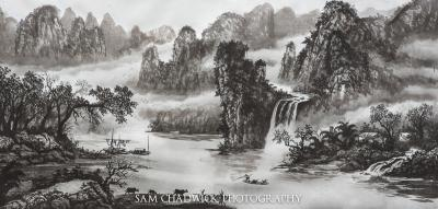 Painting of Guanxi Province