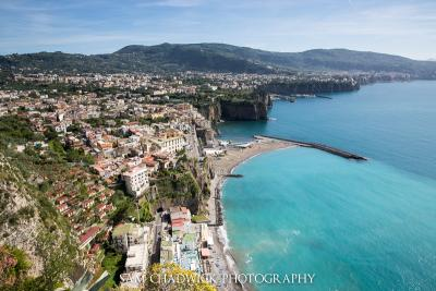 Meta, Sant'Agnello and Sorrento