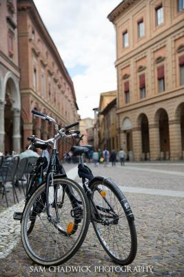 Bicycles in Bologna
