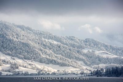 Morgarten in Winter